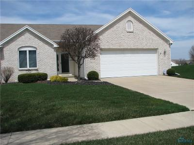 Maumee Condo/Townhouse For Sale: 6934 Springview Drive