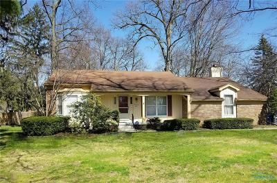 Toledo OH Single Family Home Contingent: $158,500