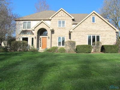 Toledo Single Family Home Contingent: 2943 Tracewood Drive
