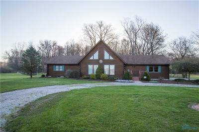 Grand Rapids Single Family Home Contingent: 8759 Manore Road