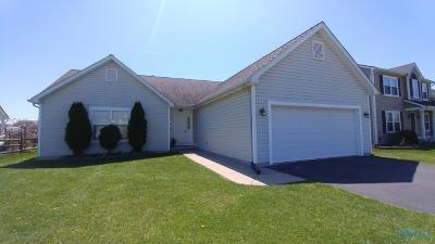 Rossford Single Family Home For Sale: 1039 N Ironwood Drive
