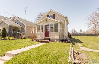 Rossford Single Family Home Contingent: 157 Bergin Street