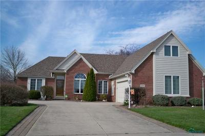 Lucas County Single Family Home Contingent: 4364 Morning Dove Drive