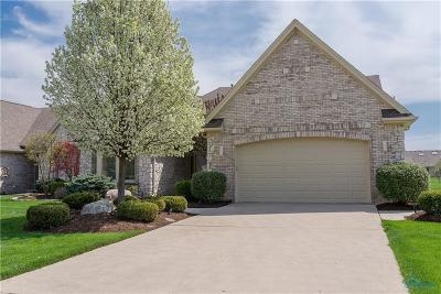 Maumee Condo/Townhouse Contingent: 3861 Ravine Hollow Court