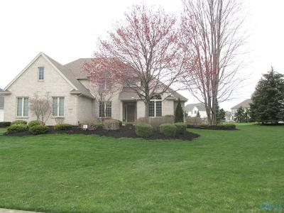 Maumee Single Family Home For Sale: 7630 Chestnut Ridge
