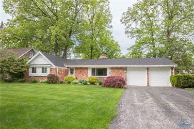 Toledo OH Single Family Home For Sale: $154,900