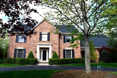 Ottawa Hills, Monclova, Oregon, Rossford, Swanton, Berkey, Metamora, Lyons, Whitehouse, Waterville Single Family Home For Sale: 3005 Avatar Court
