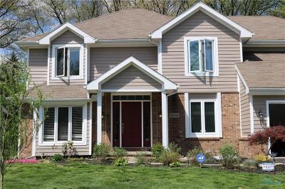 Toledo Single Family Home For Sale: 6938 Cloister Road
