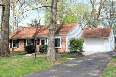 Sylvania Single Family Home For Sale: 4808 Brinthaven Road