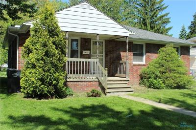 Maumee Single Family Home Contingent: 1021 Craig Road