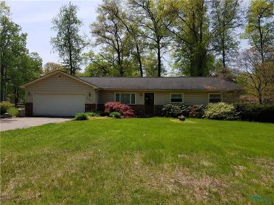 Sylvania Single Family Home For Sale: 8407 Eordogh Road