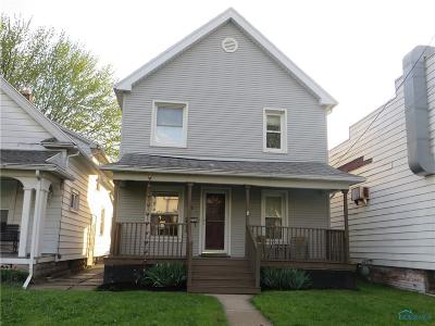 Rossford OH Single Family Home For Sale: $89,900