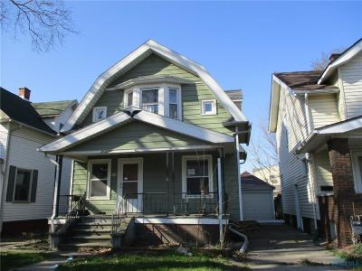 Toledo OH Single Family Home For Sale: $18,900