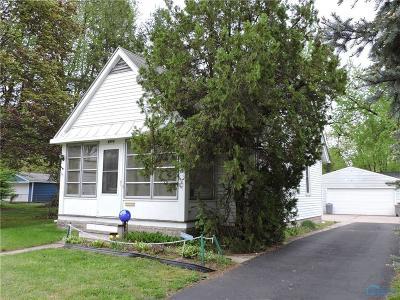 Sylvania Single Family Home For Sale: 4959 Arbor Way Drive
