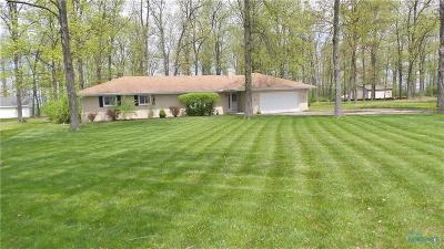 Perrysburg Single Family Home Contingent: 9556 Deimling Road