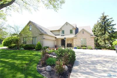 Perrysburg Single Family Home For Sale: 28543 Woodland Avenue