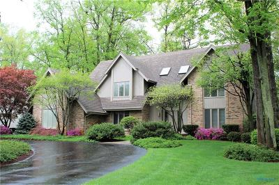 Sylvania Single Family Home For Sale: 7222 Forest Brook Drive