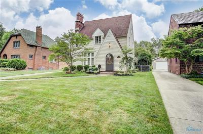 Toledo Single Family Home For Sale: 2309 Drummond Road