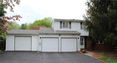 Sylvania Single Family Home For Sale: 7243 Ridgeland Road