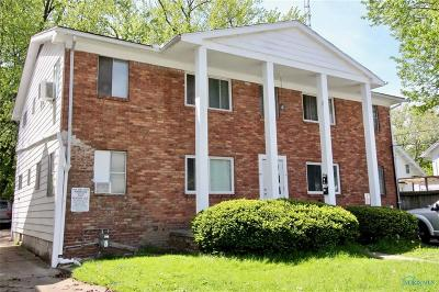 Toledo OH Multi Family Home For Sale: $159,900