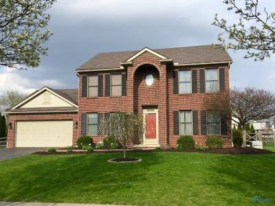 Perrysburg Single Family Home For Sale: 229 Twinbrook Drive