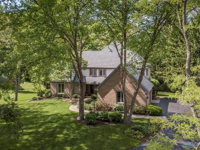 Toledo Single Family Home For Sale: 4842 Forest Hill Drive
