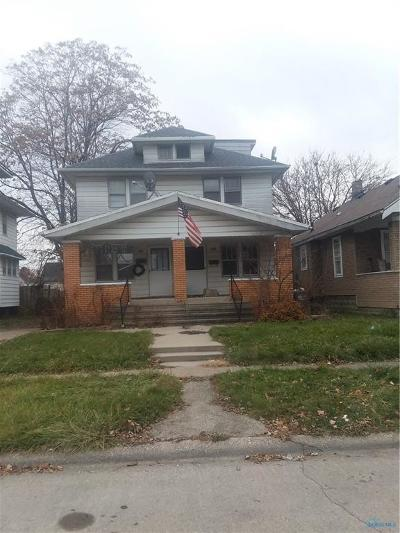 Toledo OH Multi Family Home For Sale: $47,000