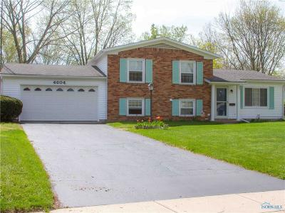 Sylvania Single Family Home For Sale: 4604 Wickford Drive