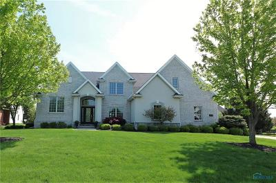 Perrysburg Single Family Home Contingent: 26362 Seminary Road