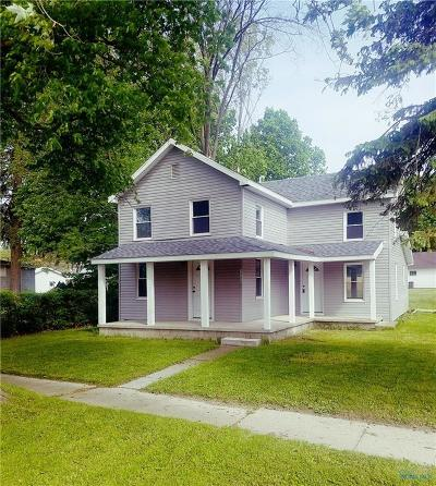 Grand Rapids Single Family Home For Sale: 24250 W Second Street