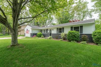 Sylvania Single Family Home Contingent: 4743 Woodland Lane