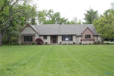 Whitehouse Single Family Home For Sale: 11004 Winslow Road