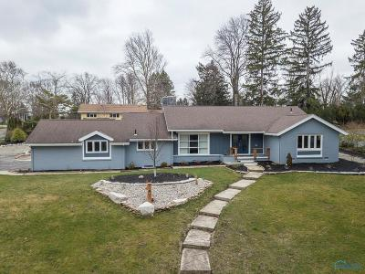 Toledo Single Family Home For Sale: 4303 Bonnie Brook Road