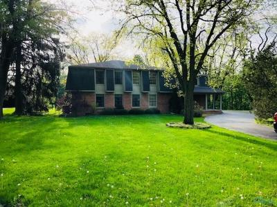 Waterville Single Family Home For Sale: 6762 N River Road