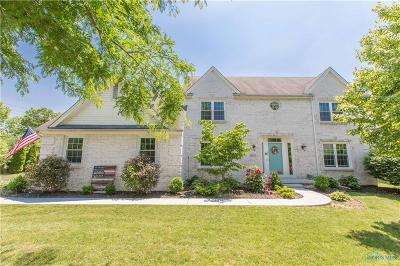 Perrysburg Single Family Home For Sale: 10259 Belmont Meadows Lane