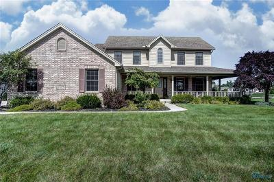 Perrysburg Single Family Home For Sale: 25209 Rocky Harbour Drive