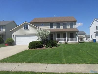 Perrysburg OH Single Family Home For Sale: $244,000
