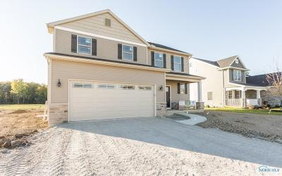 Perrysburg Single Family Home For Sale: 3280 Chasenwood Lane