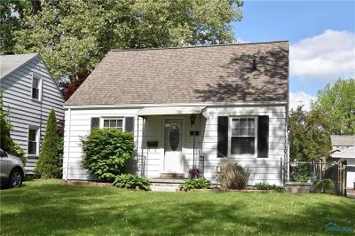 Toledo OH Single Family Home For Sale: $84,999