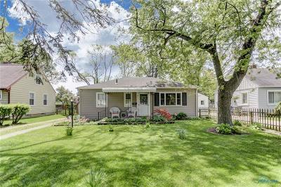 Perrysburg Single Family Home Contingent: 532 W 8th Street