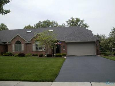 Maumee Condo/Townhouse For Sale: 3732 Wrens Nest Boulevard