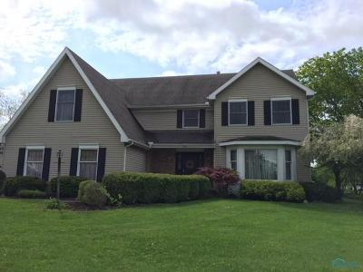 Maumee Single Family Home For Sale: 729 Grand Valley Drive
