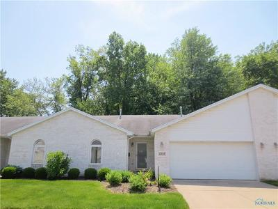 Toledo OH Condo/Townhouse For Sale: $117,000