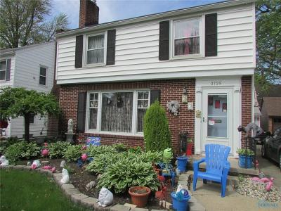 Toledo OH Single Family Home For Sale: $0
