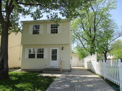 Toledo OH Single Family Home For Sale: $15,000