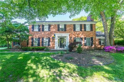 Ottawa Hills, Monclova, Oregon, Rossford, Swanton, Berkey, Metamora, Lyons, Whitehouse, Waterville Single Family Home For Sale: 2651 E Dauber Drive