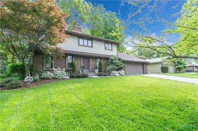 Toledo OH Single Family Home For Sale: $209,330