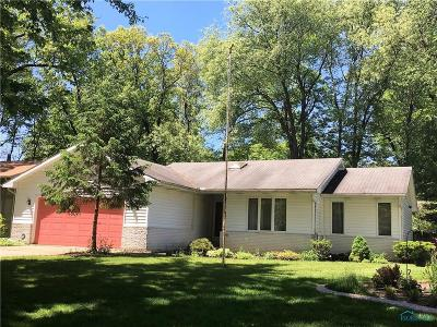 Toledo OH Single Family Home For Sale: $139,000