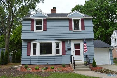 Maumee Single Family Home For Sale: 755 Inwood Place