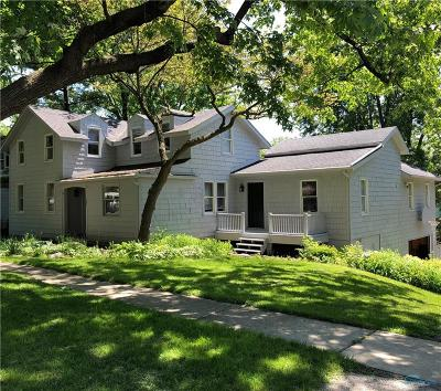 Perrysburg Single Family Home For Sale: 320 W 2nd Street